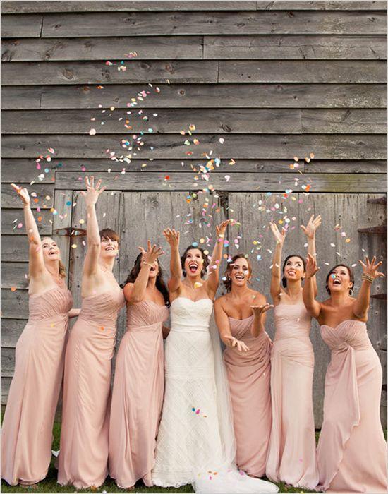 Bridesmaid tips weddingcandles.ie