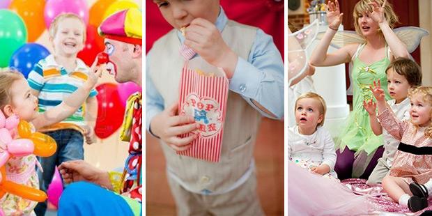 Entertaining kids at wedding weddingcandles.ie