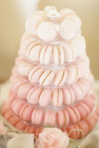 Blush colour palette natural wedding