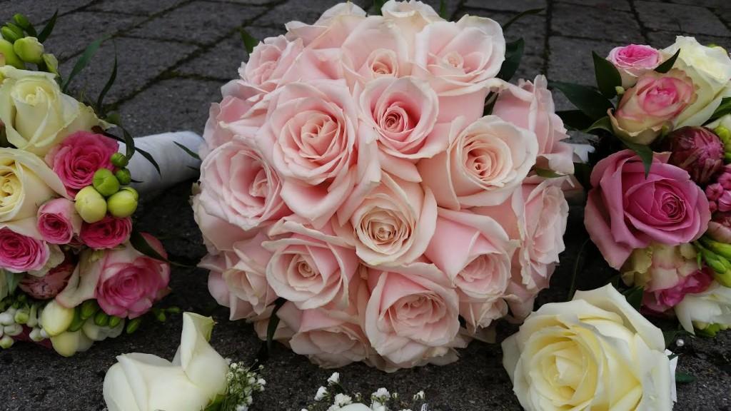 Balla Florists Mayo wedding flowers ireland wedding candles