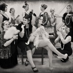 Hen party ideas themed photoshoot makeover