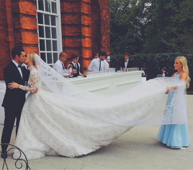 Celebrity weddings 2015 nicky hilton james rothschild