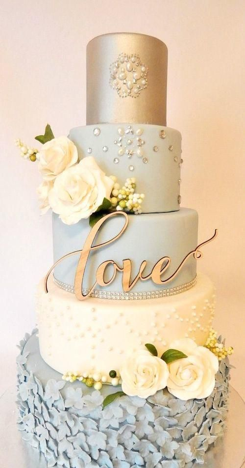 Modern Wedding Cakes Melbourne