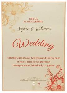 True romance weddings wedding planning stationery wedding invitations ireland