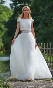 Bridal fashion week 2016 trends separates