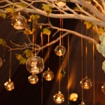Wedding candle decor hanging candles weddingcandles.ie